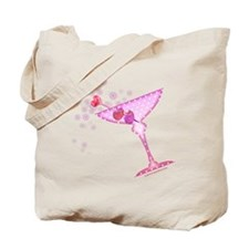 PINK MARTINI Tote Bag