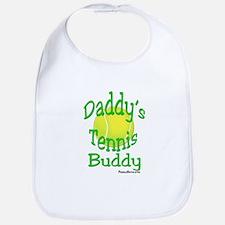 Daddy's Tennis Buddy Bib