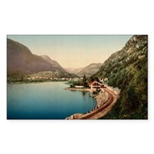 Dalen,_Telemark,_Norway,_1890s Decal