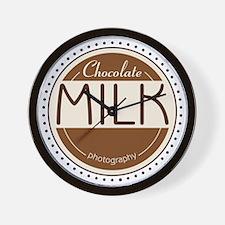 CM Logo Wall Clock
