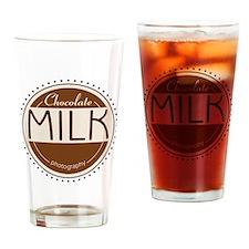 CM Logo Drinking Glass