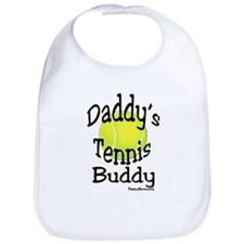 Daddy's Tennis Buddy Bib