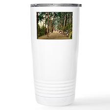 Invalids_walk,_Bournemo Travel Mug