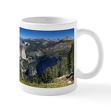 Half Dome Nevada Falls Vernal Falls Mug