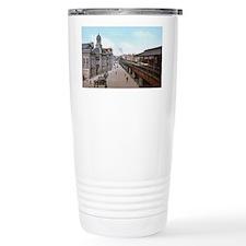 Rotterdam_-_De_Beurs_en Travel Mug