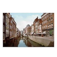 Rotterdam_-_Het_Steiger_1 Postcards (Package of 8)