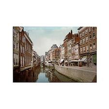 Rotterdam_-_Het_Steiger_1900 Rectangle Magnet