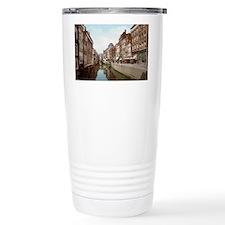 Rotterdam_-_Het_Steiger Travel Mug