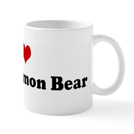 I Love my Cinnamon Bear Mug