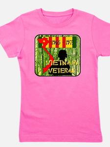 Vietnam Veteran Girl's Tee