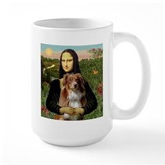 MonaLisa-AussieShep #4 Mug