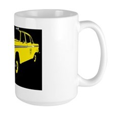 Checker Motors Taxi Cab Mug