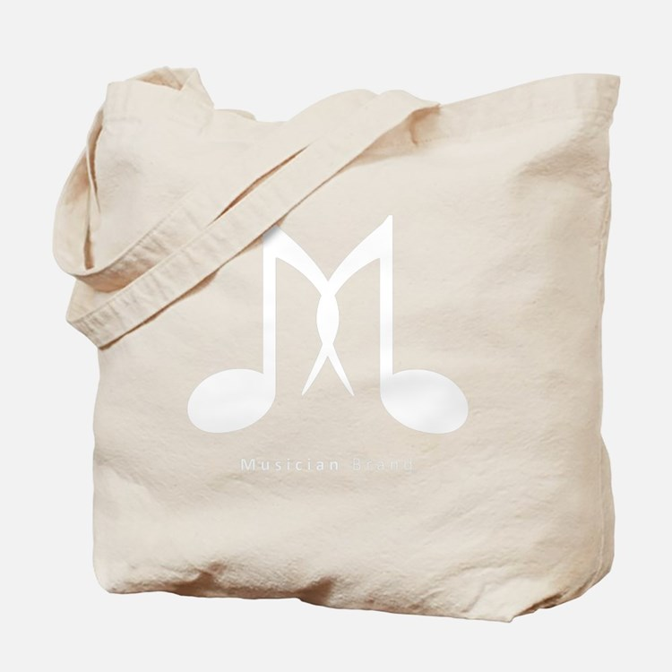 Musician Brand Tote Bag
