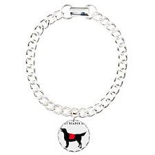 I love my search dog Fla Bracelet
