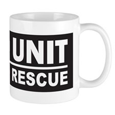 K9 Unit Search Rescue Magnet Mug