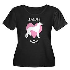 Saluki Mom T