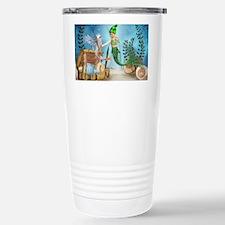 Little Mermaid 4 Travel Mug