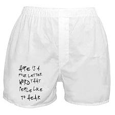 Hope Boxer Shorts