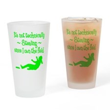 technically Drinking Glass