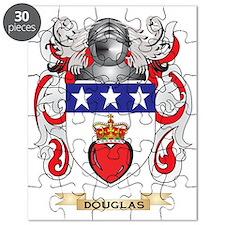 Douglas Coat of Arms Puzzle