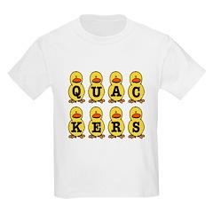 Quackers Ducks T-Shirt