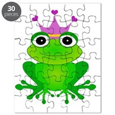 Frog Prince Puzzle