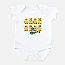 Just Ducky Ducks Infant Bodysuit