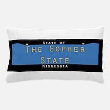 Minnesota Nickname #2 Pillow Case