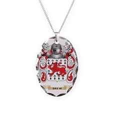 Drew Coat of Arms Necklace