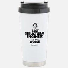 Best 2 Structural Engineer copy Travel Mug