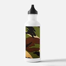 British DPM camouflage Water Bottle