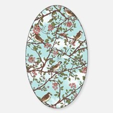 Sparrow tree Decal