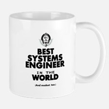 Best 2 Systems Engineer copy Mugs