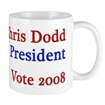 Chris Dodd for President Coffee Mug