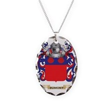 Dumont Coat of Arms Necklace