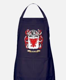 Dunlap Coat of Arms Apron (dark)