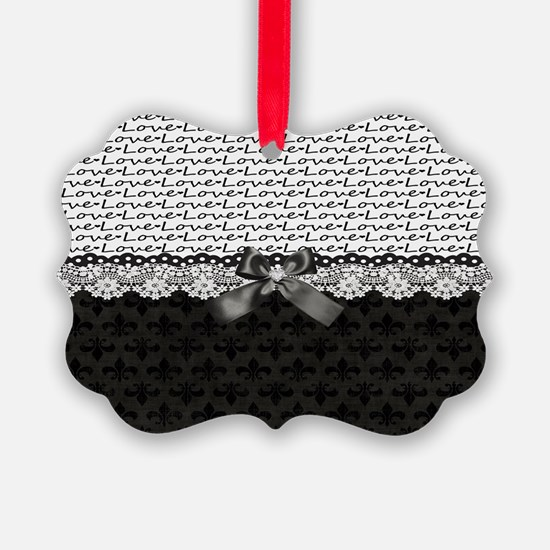 Royal Love  Ornament