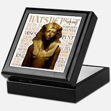 Hatshepsut Thumb Keepsake Box