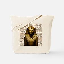 Hatshepsut Thumb Tote Bag