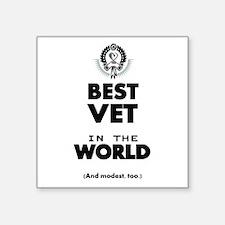 Best 2 Vet copy Sticker
