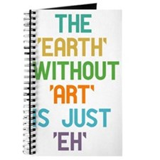 The Earth Without Art Journal