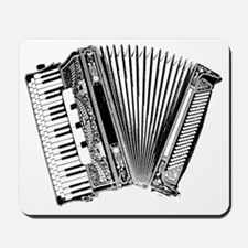 Accordian Dark Mousepad