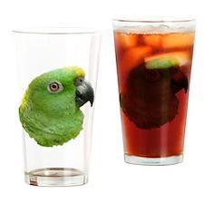 Rio the Amazon Parrot Drinking Glass