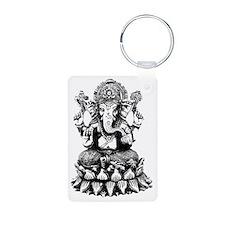 Ganesh - Hindu Diety/God Keychains