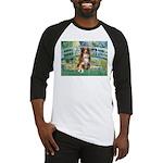 Bridge-Aussie Shep #4 Baseball Jersey