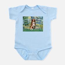 Bridge-Aussie Shep #4 Infant Bodysuit