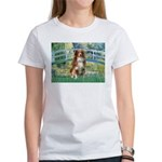 Bridge-Aussie Shep #4 Women's T-Shirt