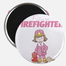 Future Firefighter Magnet