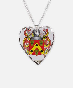 Eden Coat of Arms Necklace
