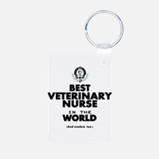 Best 2 Veterinary Nurse copy Keychains